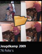 Fotoboeken Jeugdkamp 2009